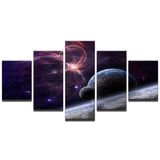 Galaxy Canvas
