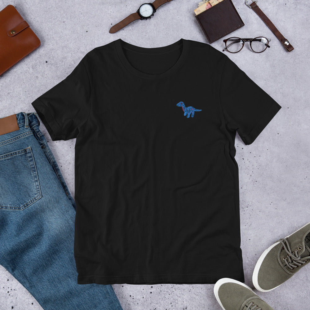 Embroidered Zero Gravity Indicator t-shirt - SpaceX Fanstore