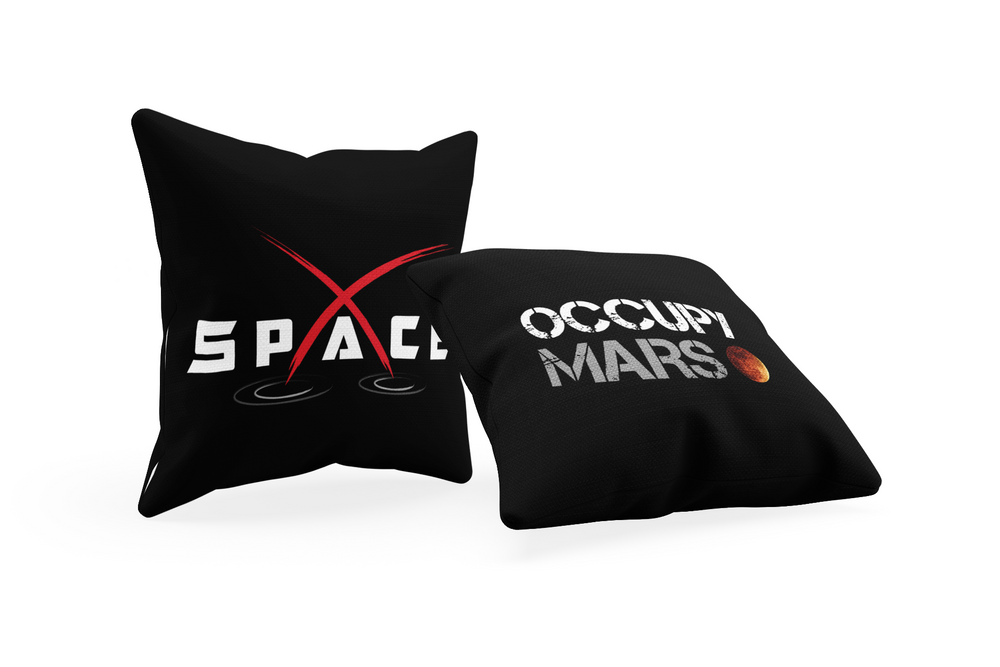 Space Pillowcases - SpaceX Fanstore