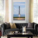 Booster Landing Canvas