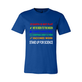 Stand up for Science T-Shirt Replacement - SpaceX Fanstore