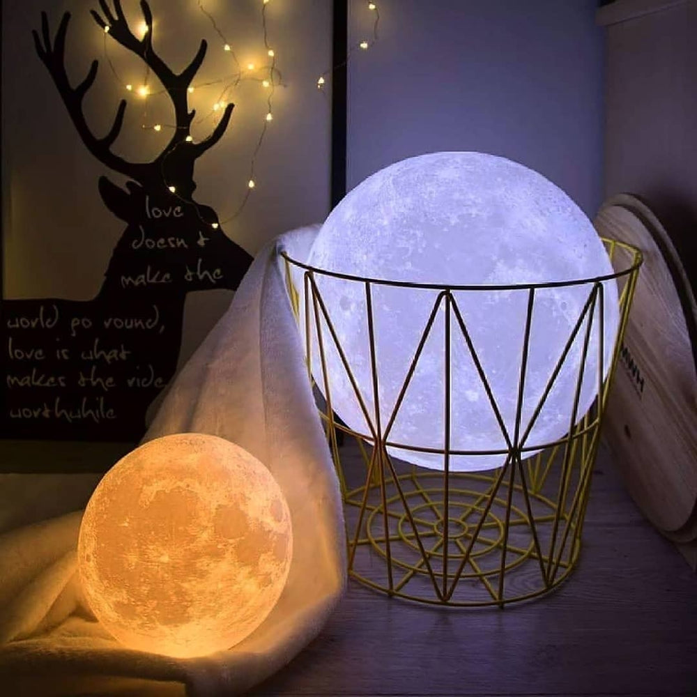 Moon Lamp - SpaceX Fanstore