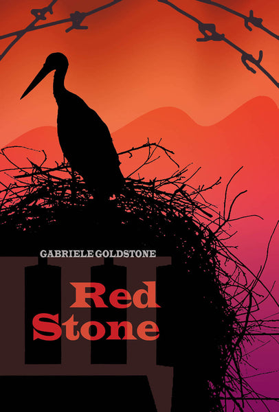 Katya's Stone series (book 1): Red Stone by Gabriele Goldstone
