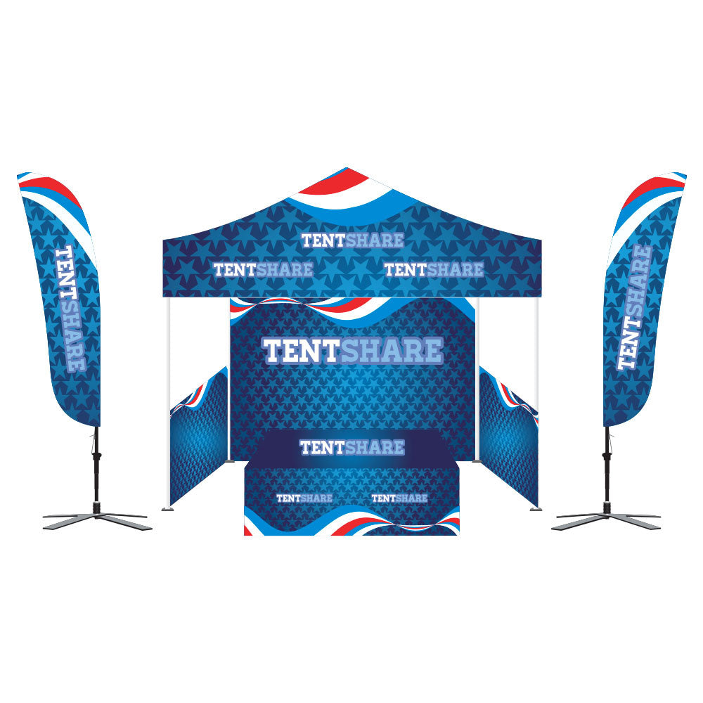 Tent Package B2 8x8