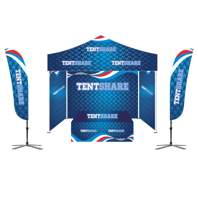 Tent Package C2 8x8