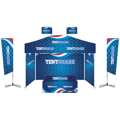 Tent Package D4 10x15