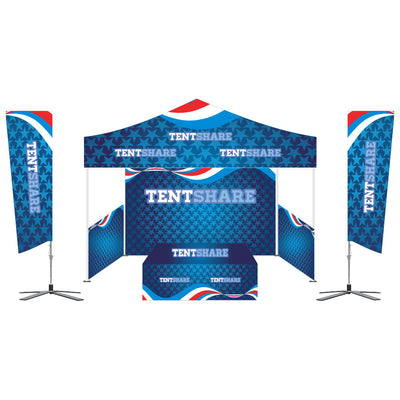 Tent Package F3 10x10
