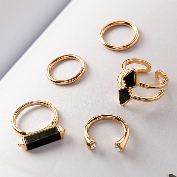 DENISE Ring Set