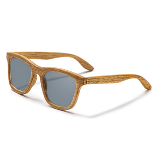 Benham-Hickory Wood sunglasses