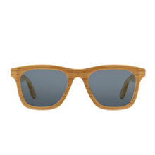 Load image into Gallery viewer, Benham-Hickory Wood sunglasses