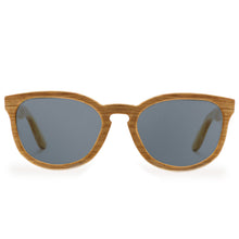 Load image into Gallery viewer, Broadview-Hickory Wood Sunglasses