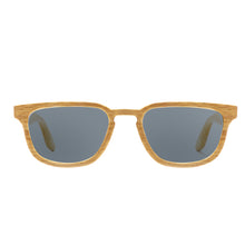 Load image into Gallery viewer, Coal-Hickory Wood Sunglasses