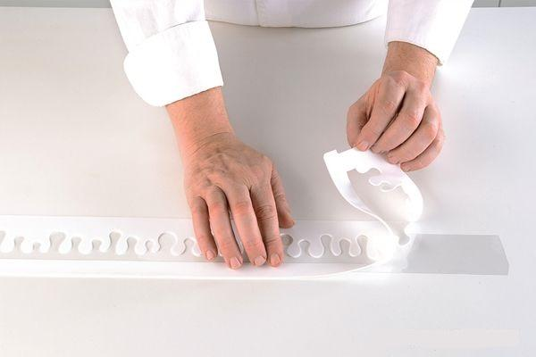 JoyGlobal Silicone Cake Decorating Lace Mat - JoyGlobal.in