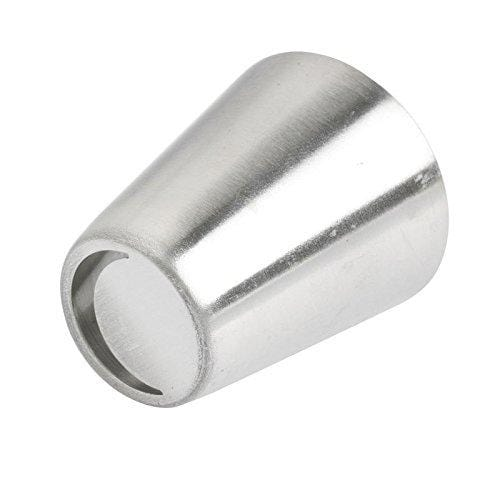 JoyGlobal Stainless Steel Icing Piping Nozzles Tips (10#) - JoyGlobal.in