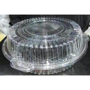 Round Cake Box Cake Box Holder Container (Pack of 10 Pieces)
