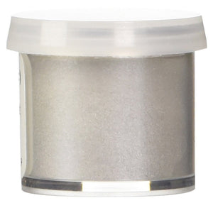 Edible Luster Dust 7 grams - Decorating and Baking Dusts (Silver Color)