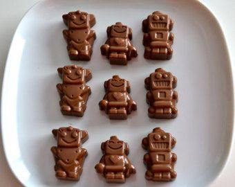 JoyGlobal  Robot Chocolate Mould - JoyGlobal.in