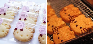 15 Cavity Hello Kitty  Shape Non Stick Silicone Chocolate Candy Baking Cookie Mould - JoyGlobal.in