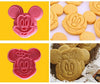 JoyGlobal Mickey Mouse Cookie Cutter - JoyGlobal.in