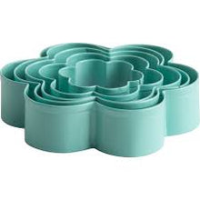 Load image into Gallery viewer, 5 Pcs Set Flower Plastic Cookie Cutter Fondant Cutters Cake Decorating Tools - JoyGlobal.in