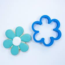 JoyGlobal 5 Pcs Set Flower Cookie Cutter - JoyGlobal.in