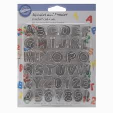 JoyGlobal 37 Pcs Metal Alphabet Cutter - JoyGlobal.in