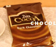 Load image into Gallery viewer, JoyGlobal  2m cocoa Real Dark Chocolate Slab 45%-500 grams