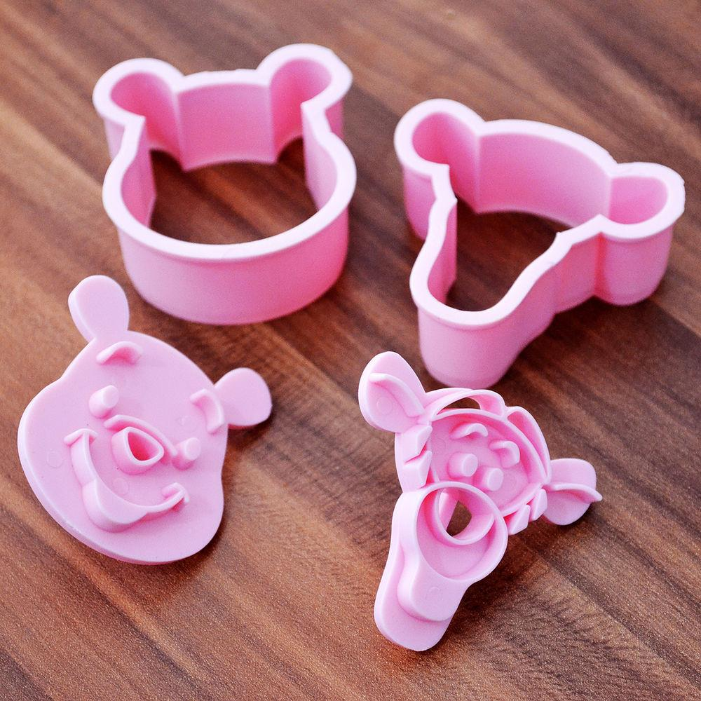 JoyGlobal 2 Piece Set Cartoon Plunger Cutter - JoyGlobal.in