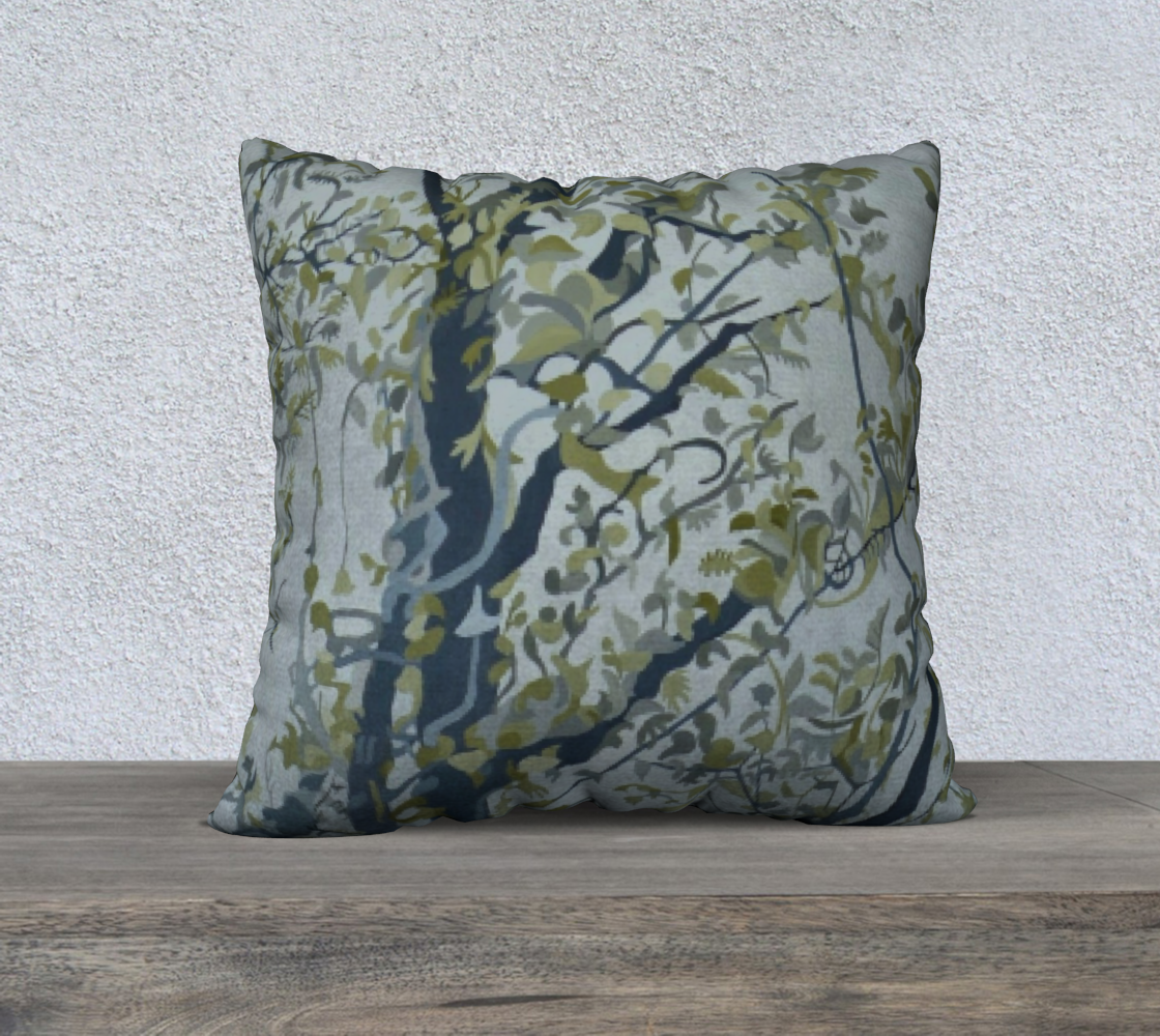 Norwegian Woods Pillow 22 x 22 #2