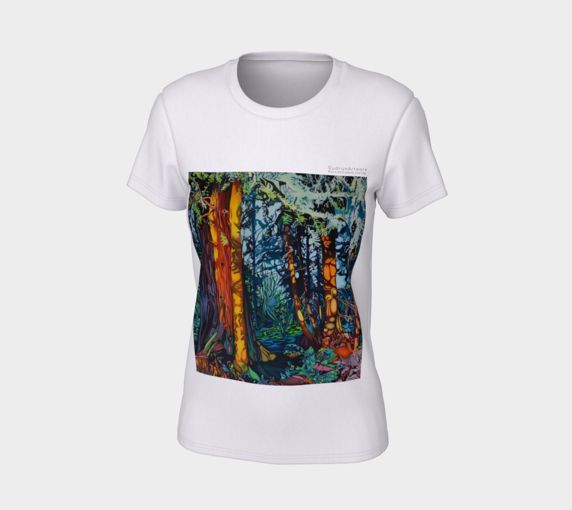 Women's Dream Forest T-Shirt