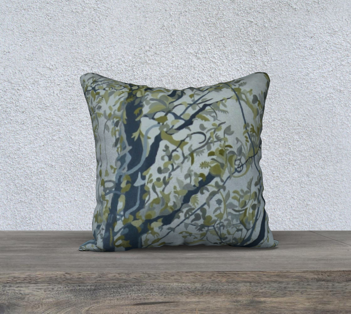 Norwegian Woods Pillow 18 x 18 #2