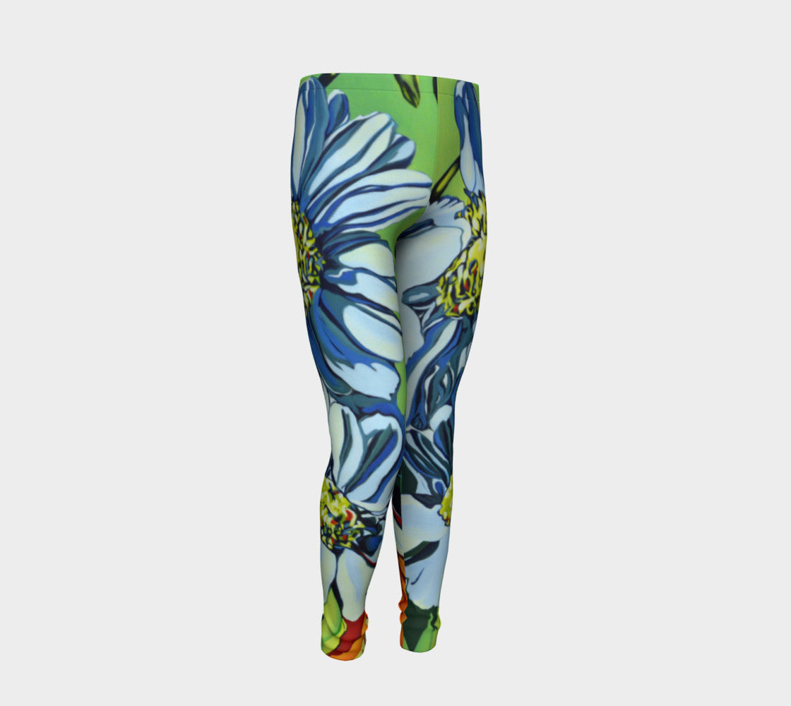 Daisy Youth Leggings