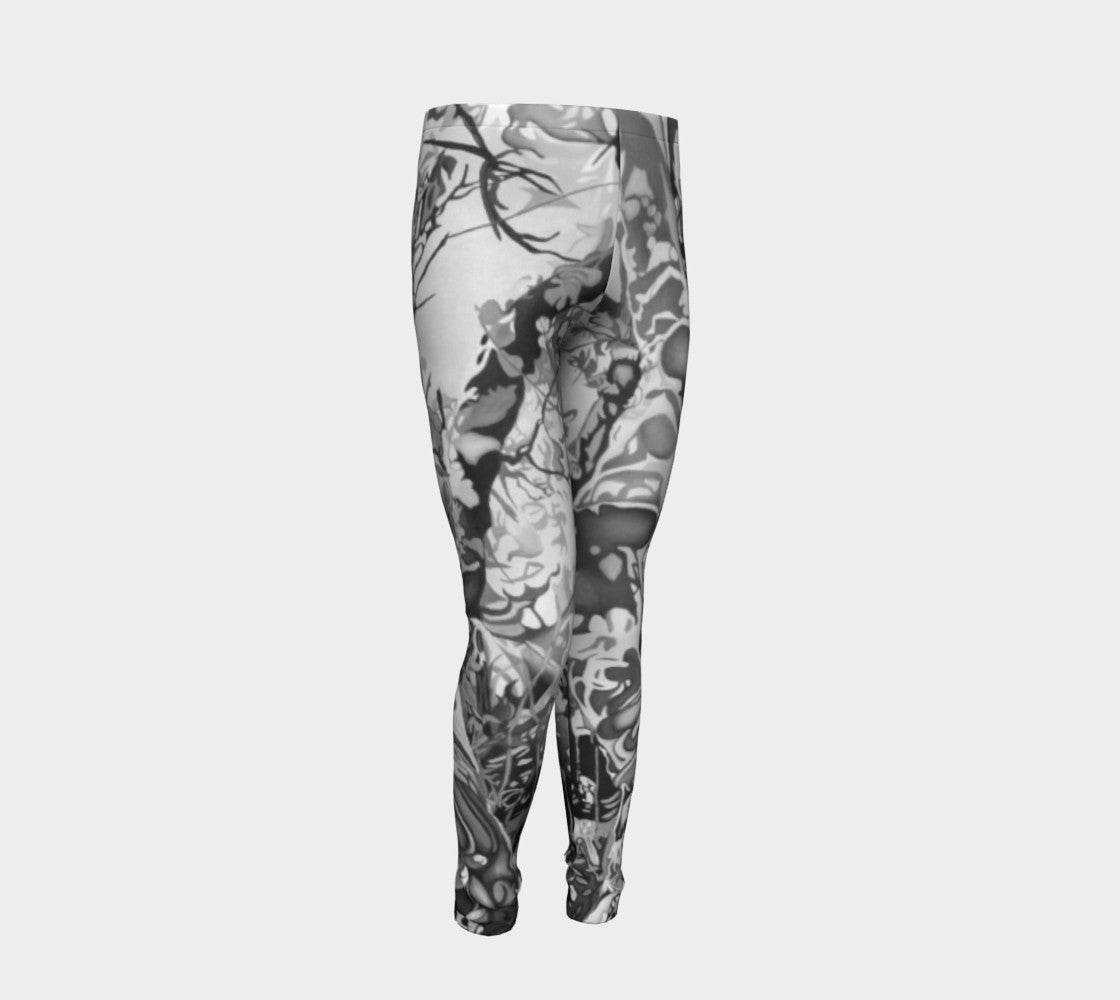 Youth Forest Leggings