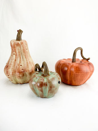 Fall Pumpkin Decor