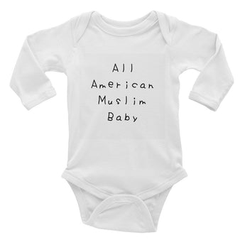 Infant Long Sleeve Bodysuit