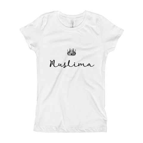 """Princess Muslima"" Girl's T-Shirt"