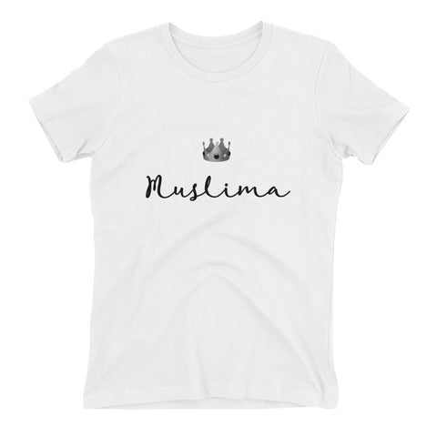 """Queen.Muslima"" Women's t-shirt"