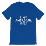 """Boi!"" Unisex short sleeve t-shirt"