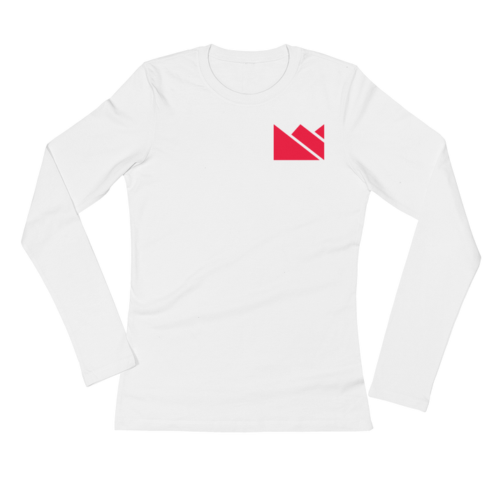 Long Sleeve Crown Tee