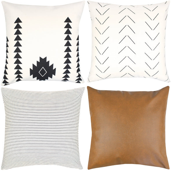 Mojave Pillow Cover Set - 18""