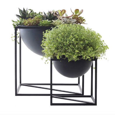 Kubus Illusion Square Planter