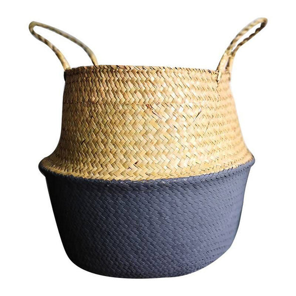 Natural Seagrass Marion Basket