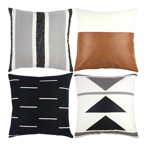 Alma Pillow Cover Set - 18""