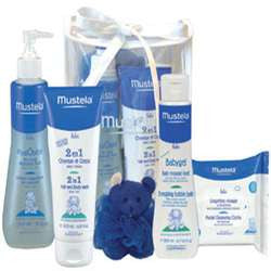 Mustela's Squeaky Clean Set