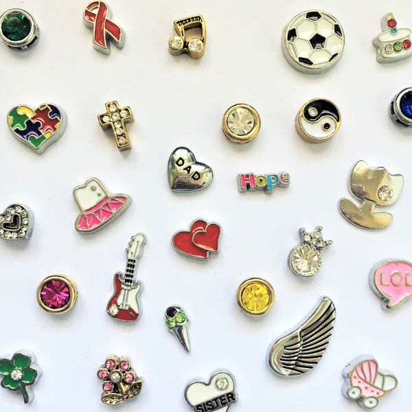 Memory Lockets - Charms