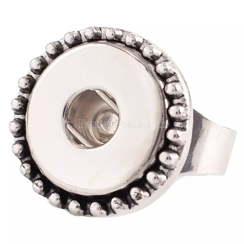Classic - Ring with solid adjustable band