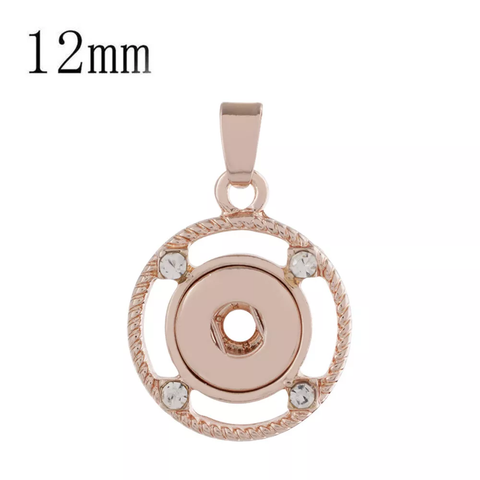 Petite - Rose Gold plated / Pendant