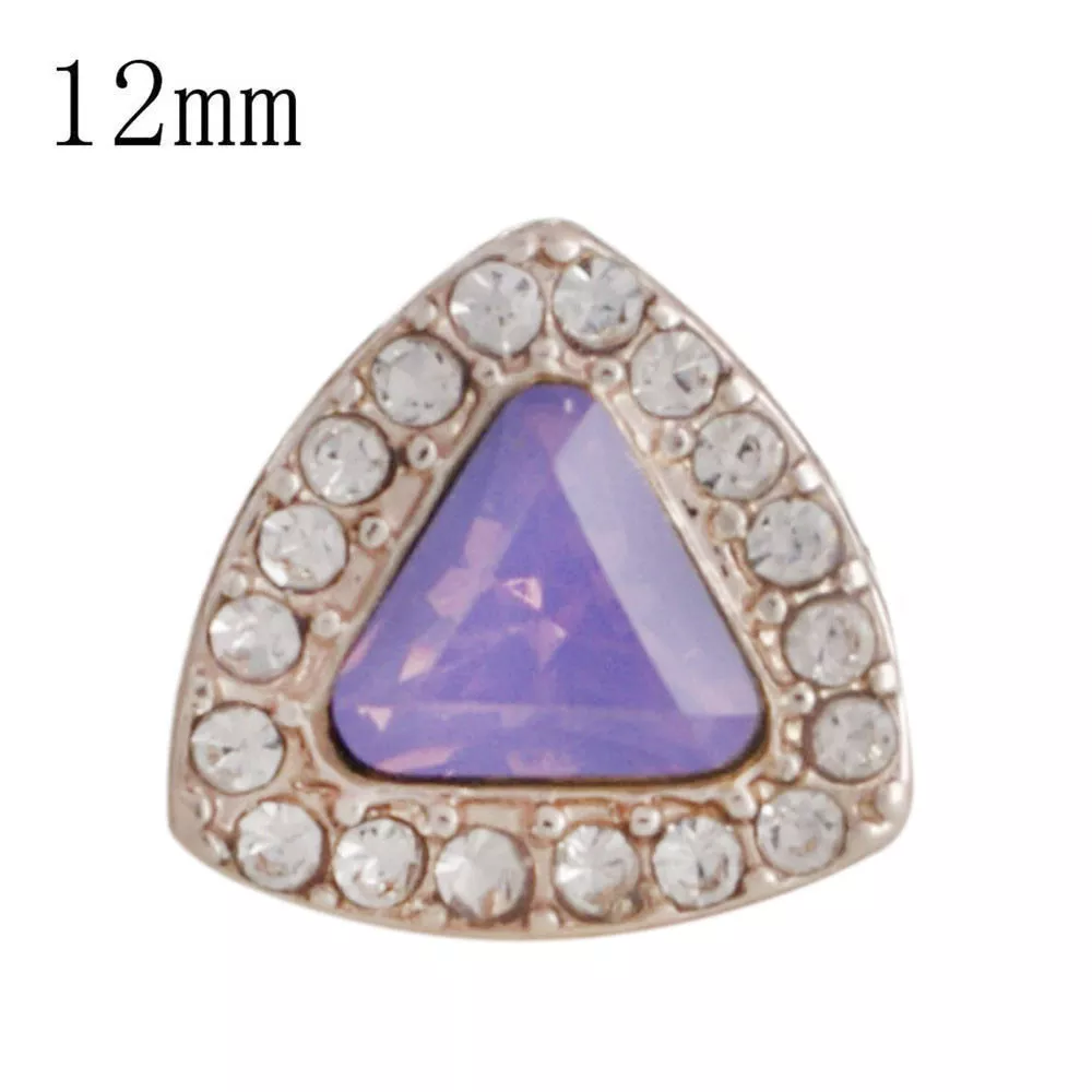 Petite - Rose Gold plated / Purple