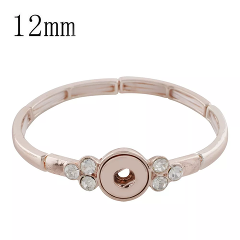 Petite - Rose Gold plated / Bracelet / Elasticated
