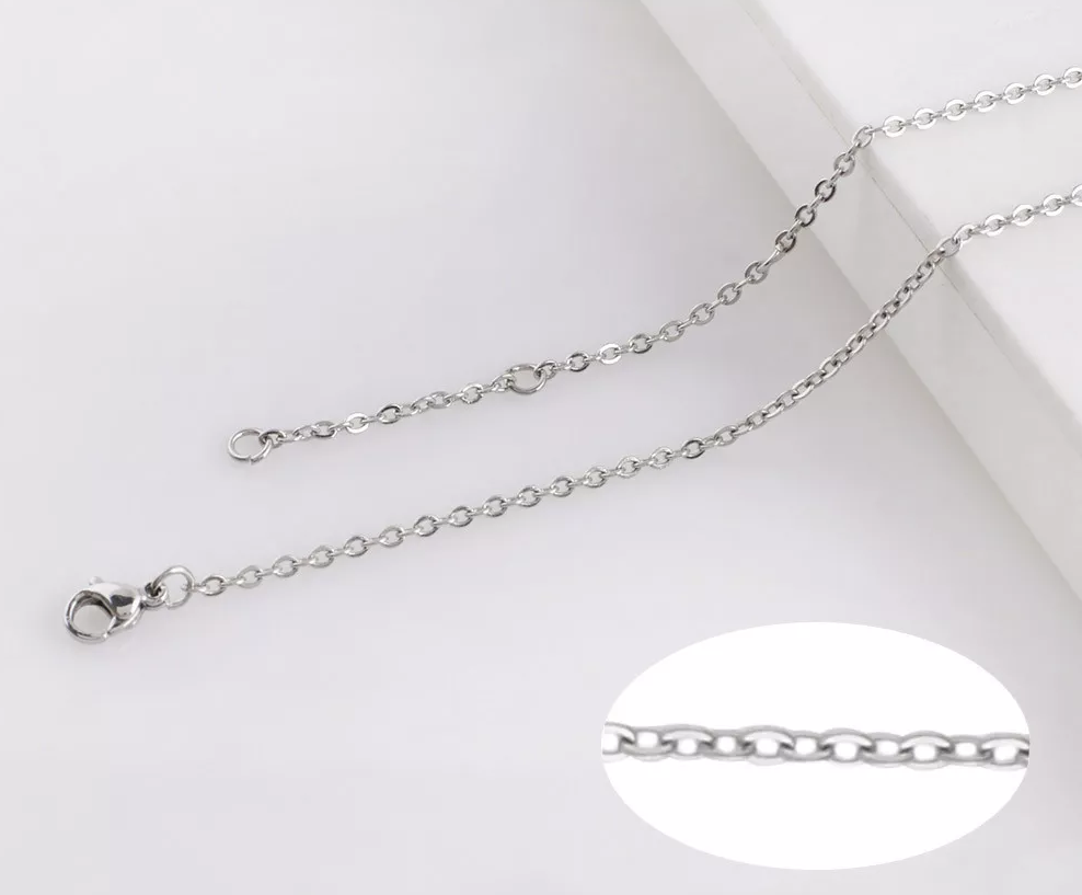 Stainless Steel Chain 50cm